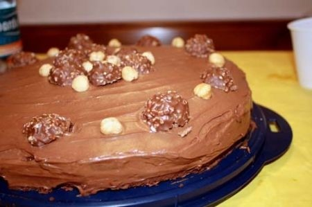Ricetta crema ganache al cioccolato