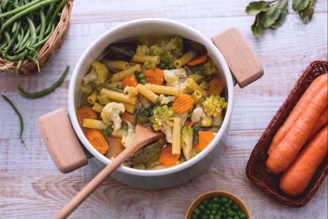 Ricetta minestra giardiniera