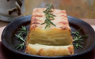 Ricetta sformato di patate e fontina