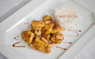 Ricetta pollo al curry e curcuma