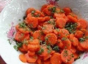 Ricetta carote al brandy