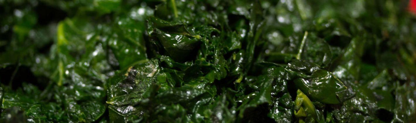 Ricetta spinaci alle nocciole