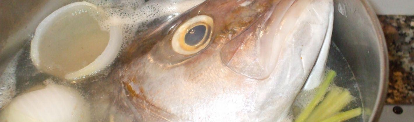 Ricetta fumetto di pesce tradizionale