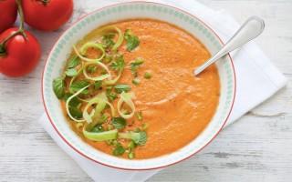 Ricetta gazpacho con il bimby