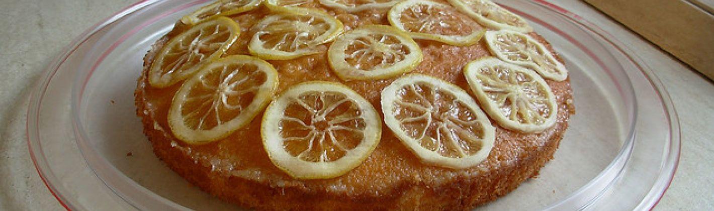 Ricetta torta al limone morbida