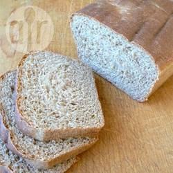 Pane integrale nella macchina del pane