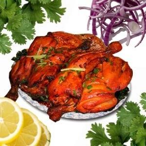Ricetta pollo tandoori