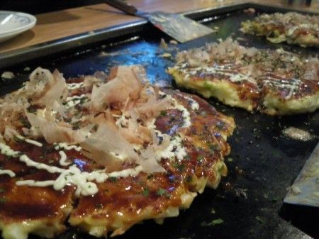 Ricetta okonomiyaki