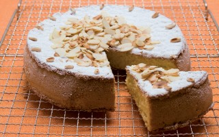 Ricetta torta di mandorle