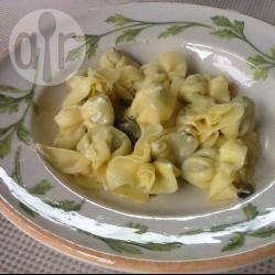 Caramelle di ricotta e spinaci al burro e salvia