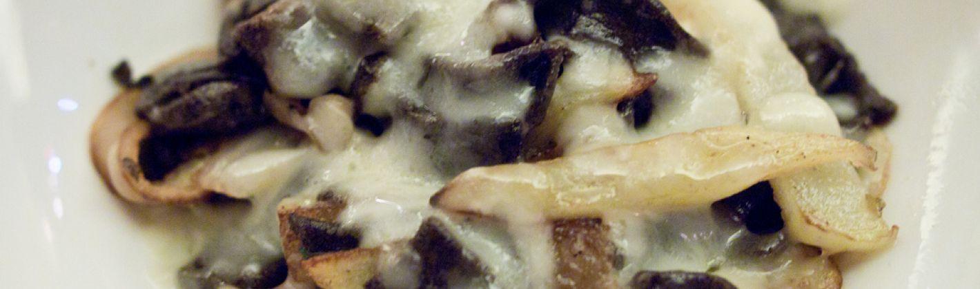 Ricetta pizzoccheri con patate e crema di uova
