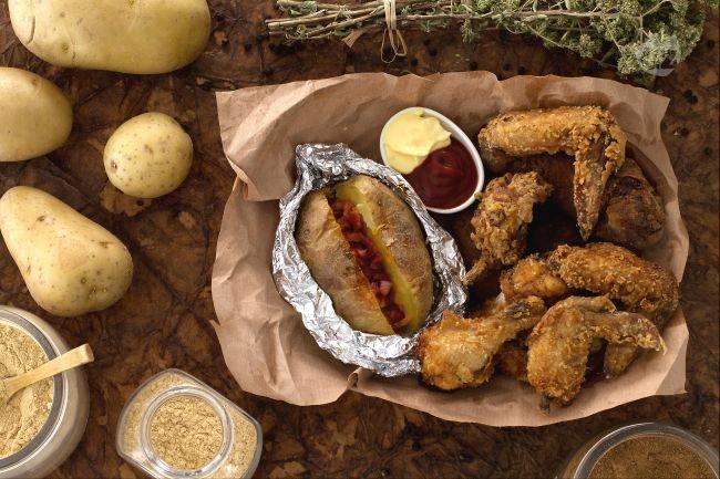 Ricetta pollo fritto americano