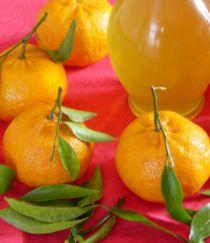 Ricetta rosolio di mandarini
