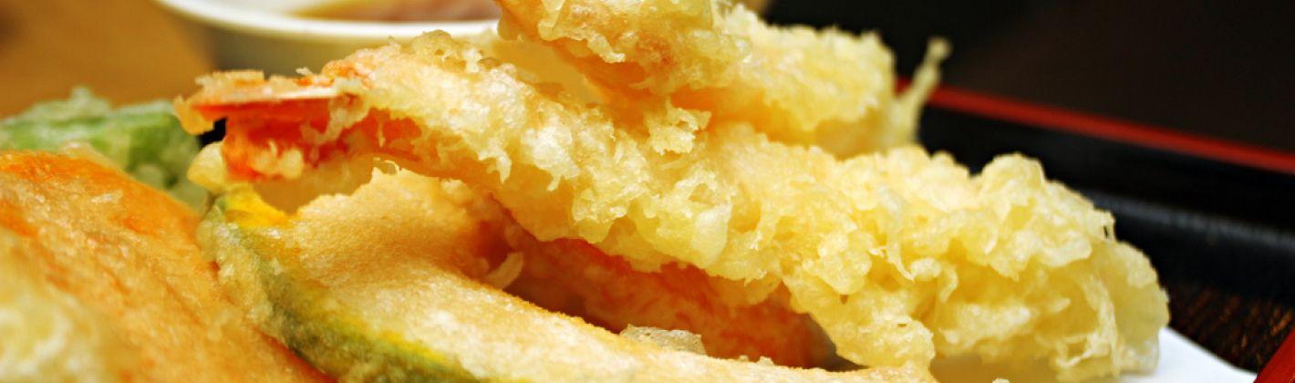Ricetta tempura
