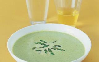 Ricetta vellutata di asparagi al mascarpone