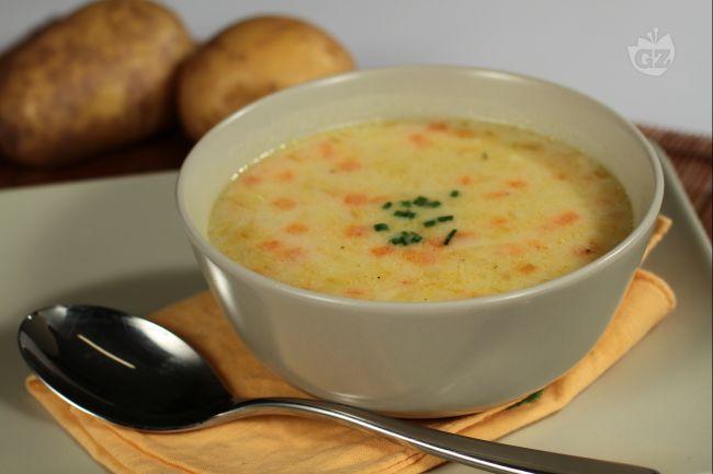 Ricetta crema di patate con verdure
