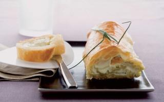 Ricetta strudel al gorgonzola