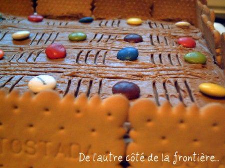 Ricetta dolce di cioccolato e gallette