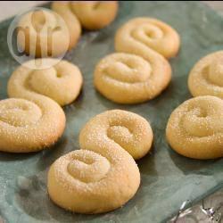 Koulourakia (biscotti di pasqua greci)