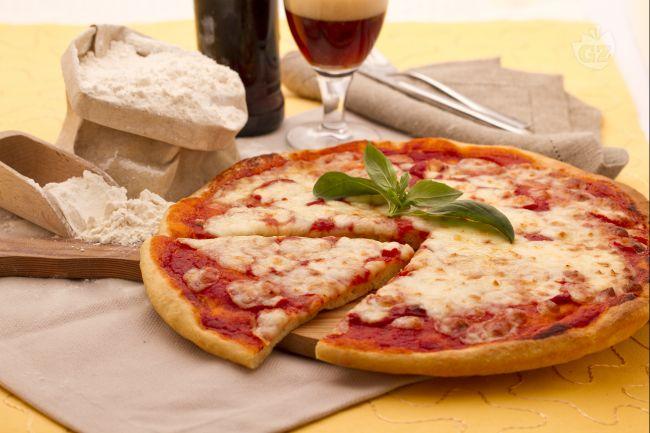 Ricetta pizza di kamut
