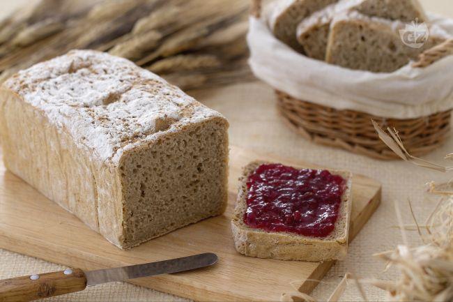 Ricetta pane di segale