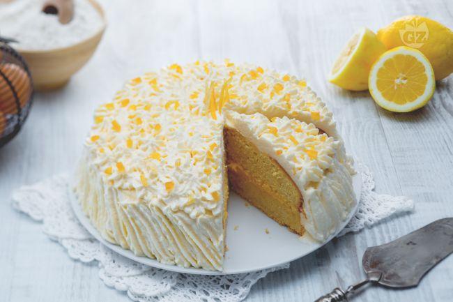 Ricetta torta paradiso al limone