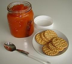 Ricetta confettura di carote