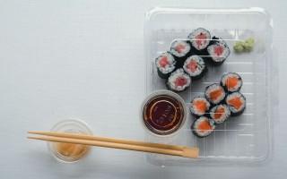 Ricetta hosomaki al tonno e al salmone