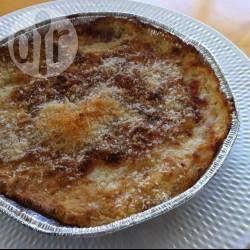 Sformato di patate con ricotta e spinaci