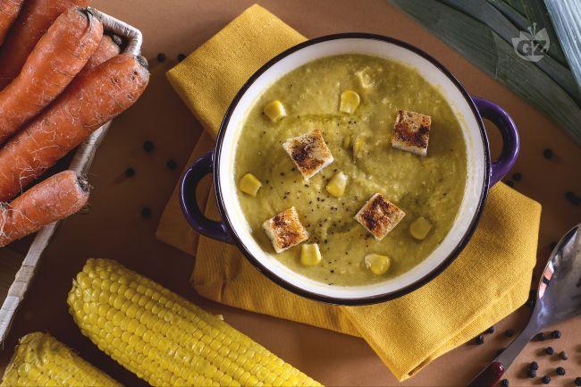 Ricetta zuppa di mais