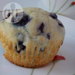 Muffin ai mirtilli della nonna