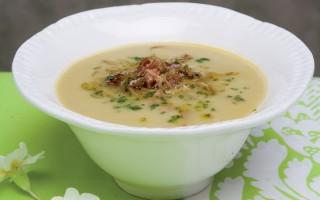 Ricetta zuppa di fave secche