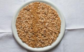Ricetta risotto al brasato d'anatra e semi di sesamo dorato ...