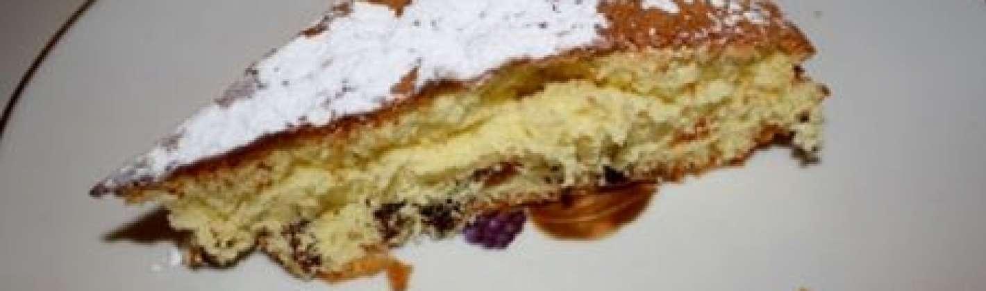 Ricetta torta alla sultana
