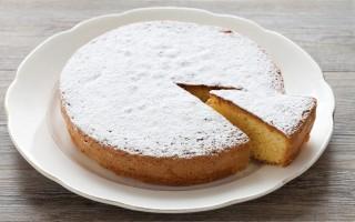 Ricetta torta paradiso con il bimby