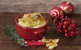Ricetta purè di patate con scalogno, rosmarino e chips croccanti ...