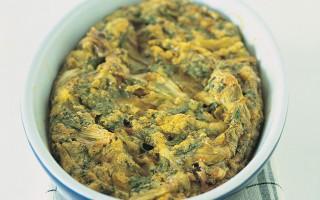 Ricetta torta di uova e carciofi alla toscana