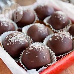 Cioccolatini nutella® e sale