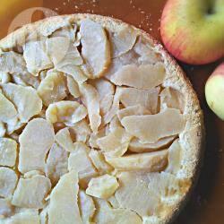 Crostata di mele alla francese