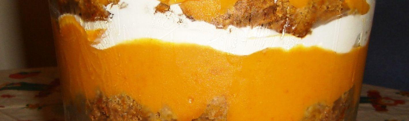 Ricetta crumble di zucca al formaggio