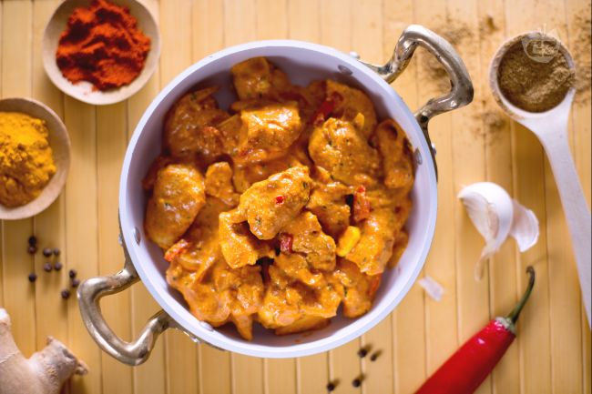 Ricetta pollo tikka masala