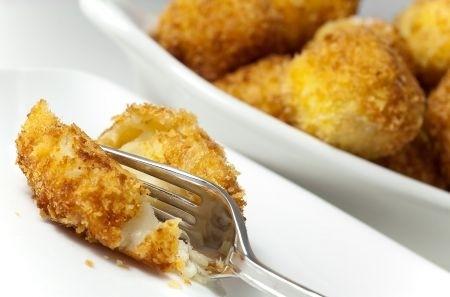 Ricetta palline di patate e caciotta
