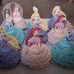 Cupcake delle principesse facilissime
