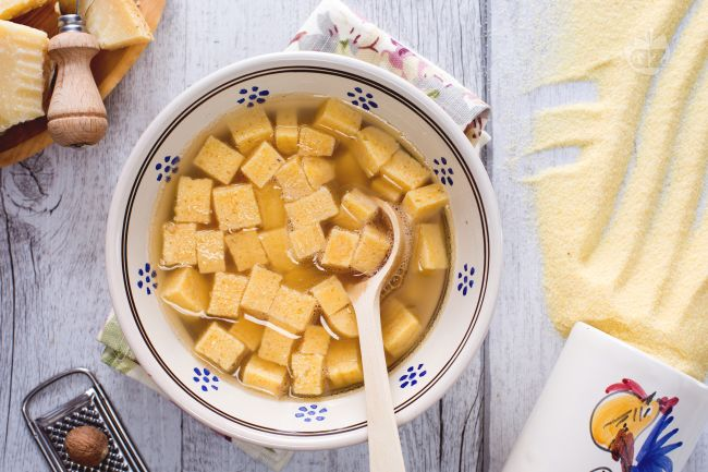 Ricetta zuppa imperiale