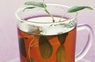Ricetta tè alla salvia (meramieh)