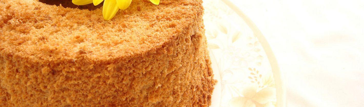 Ricetta chiffon cake all'arancia