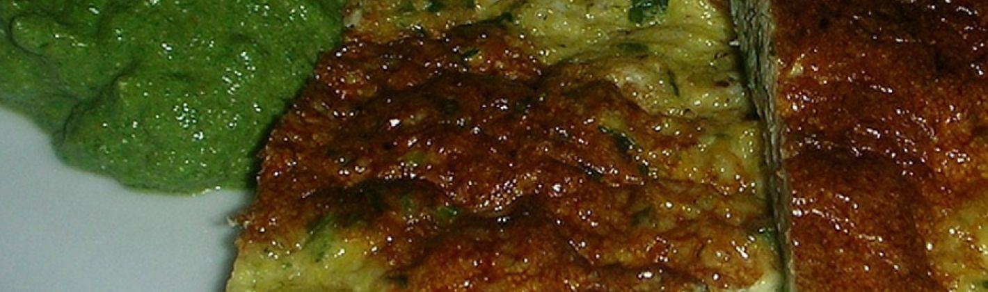 Ricetta frittata di bietole light