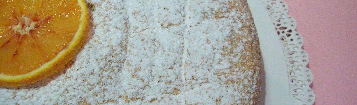 Ricetta torta all'arancia [foto]