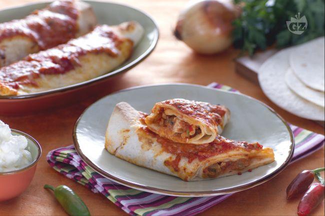 Ricetta enchiladas