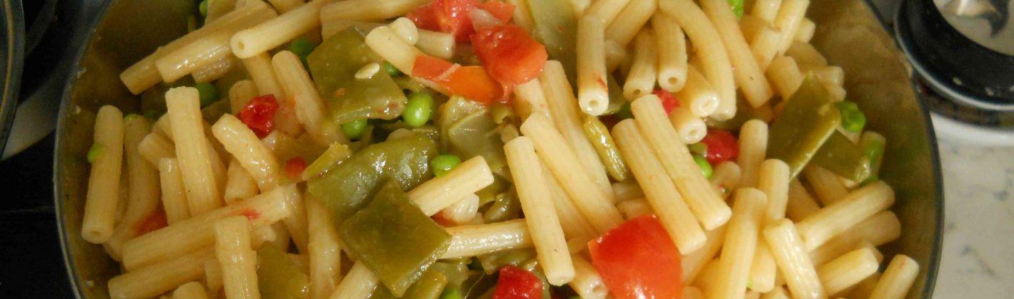 Ricetta pasta coi piattoni (o taccole)